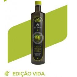Olive Oil Extra Virgin  - ELARIS VIDA Edition in 750 ml Glass Bottle